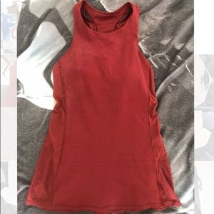 lululemon snug top